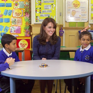 kate middleton, mental health, mindfulness, children